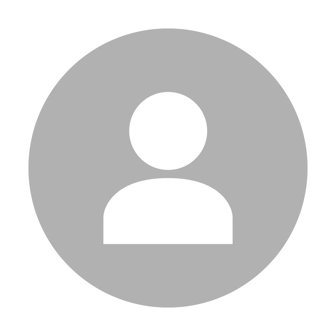 Generic empty profile picture icon. Actual profile photo coming soon!